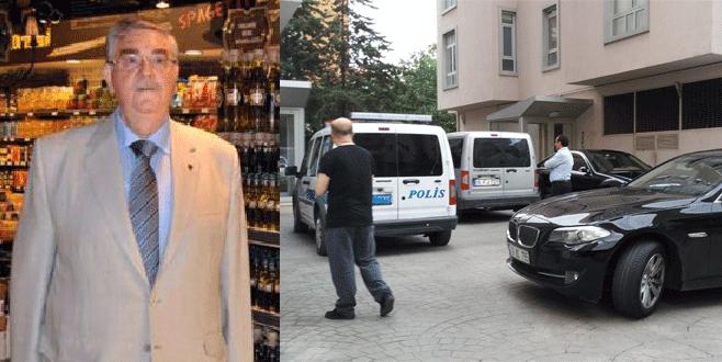 Bursa'da şok ölüm! Hıdır Şaylı evinde ölü bulundu