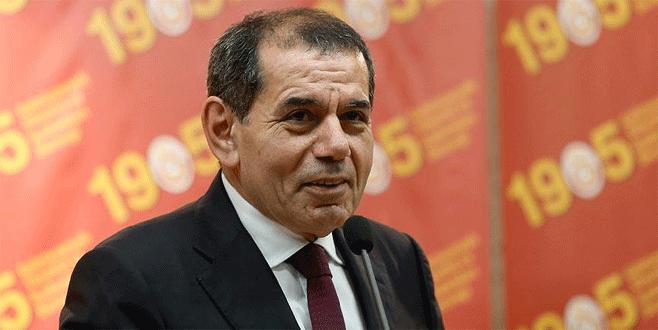 Dursun Özbek'ten 'teknik direktör' açıklaması