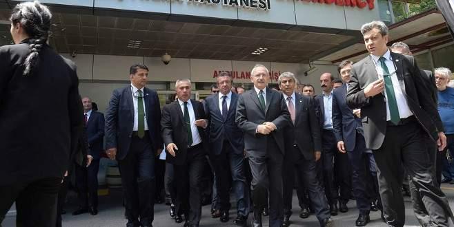 Kılıçdaroğlu'dan teröre karşı ortak tavır çağrısı