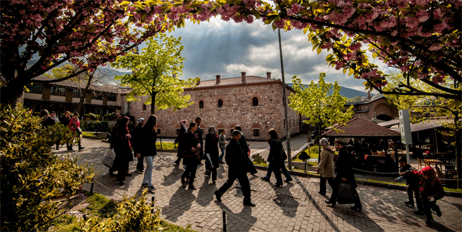 'Bursa'da Zaman' Mudanya Tahir Ağa'ya taşınıyor