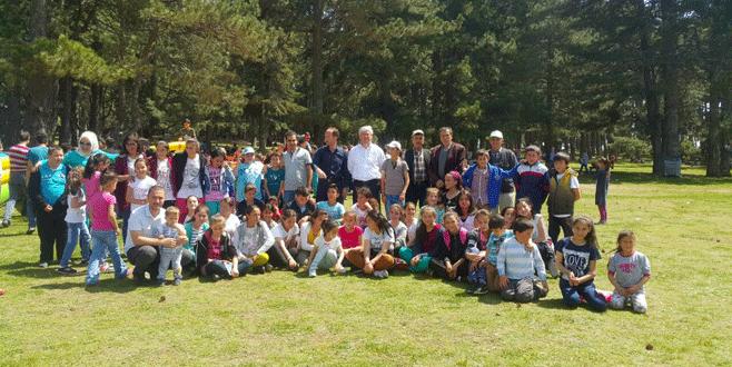 Öğrenciler Kocayayla'da buluştu