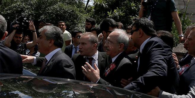 Kılıçdaroğlu'nun önüne kurşun atan kişi şehidin dayısı çıktı