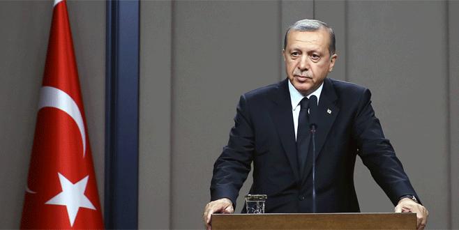 Erdoğan: 'Almanya bu yanlış adımdan dönmeyecek olursa…'