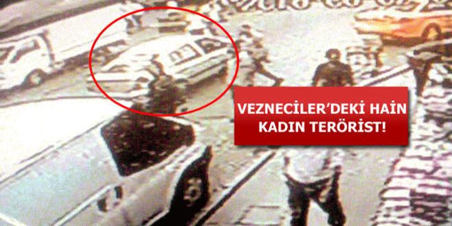 Vezneciler'de bombalı aracı bir kadın patlattı