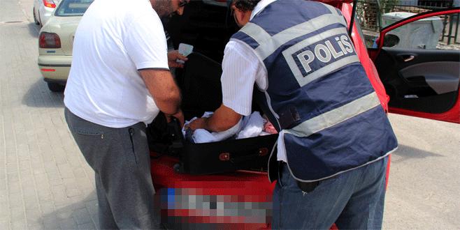Bursa'da terörle mücadele kapsamında 306 bin kişi sorgulandı