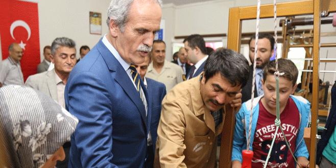 Harmancık'a Büyükşehir desteği
