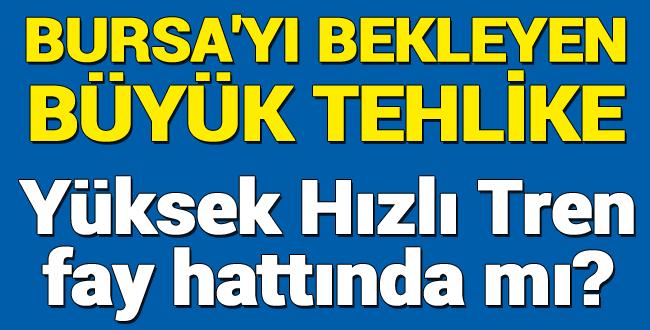 Bursa'yı bekleyen büyük tehlike