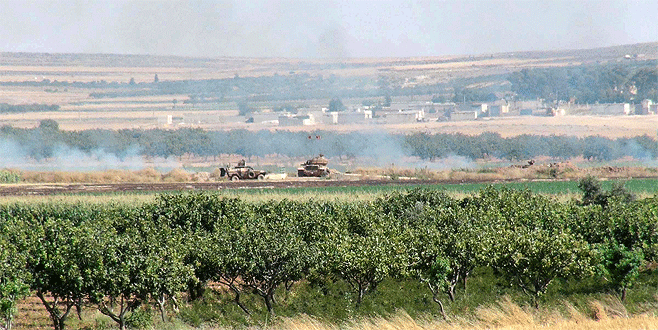 'Kilis artık IŞİD menzilinin dışında'
