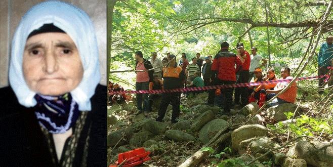 Bursa'da kayıp kadın ölü bulundu