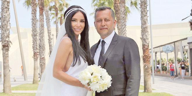 Gülşen evlendi