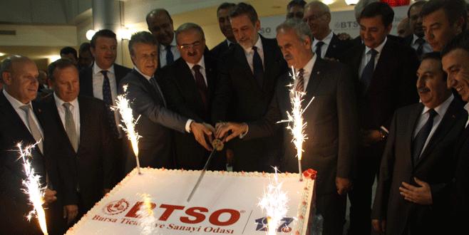 37 bin kişilik aile 127'inci yılı kutladı