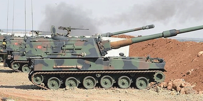33 IŞİD hedefi vuruldu
