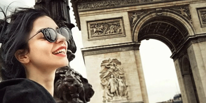 Paris kaçamağı