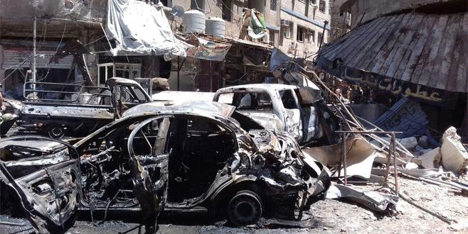 IŞİD'den Şii Türbesi'ne bombalı saldırı