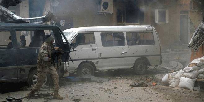 IŞİD'in kalesi düştü