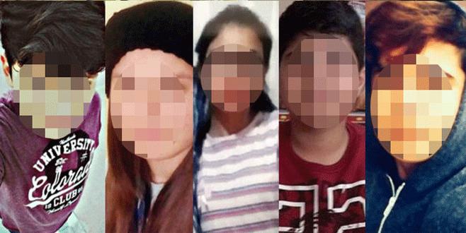 Kayıp 6 çocuktan sevindiren haber