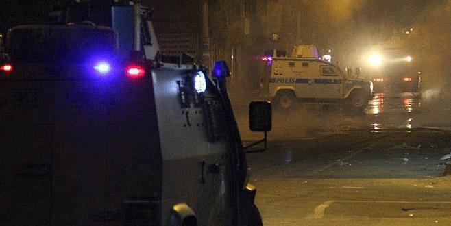 Askerlik şubesine roketatarlı saldırı