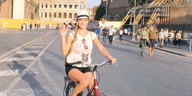 Şebnem'in İtalya günlüğü