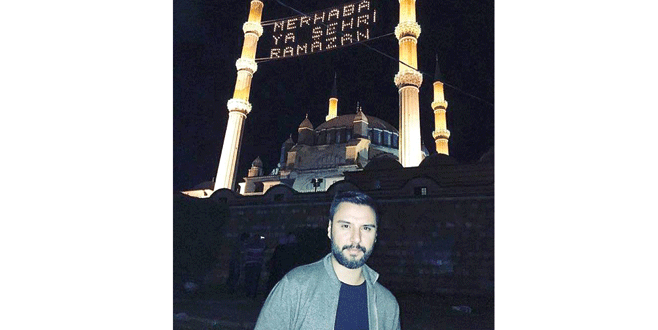 Selimiye'de iftar