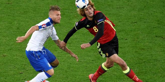 Belçika 0-2 İtalya