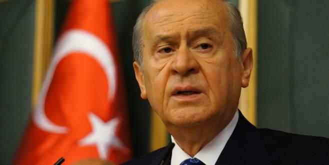 Devlet Bahçeli'den Kılıçdaroğlu'na destek