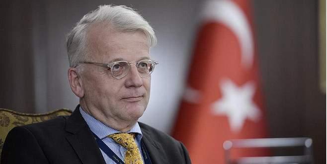 AB Türkiye Delegasyonu Başkanı istifa etti
