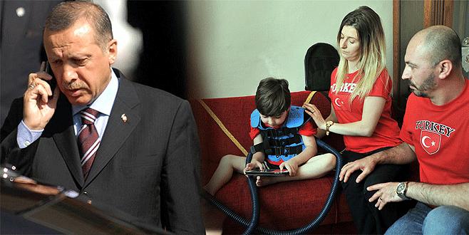 Cumhurbaşkanı Erdoğan, Bursalı Kayra için devreye girdi