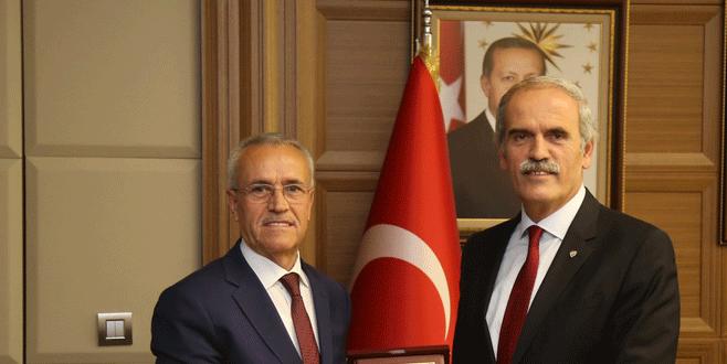 'Balkanlar Bursa için sorumluluk'