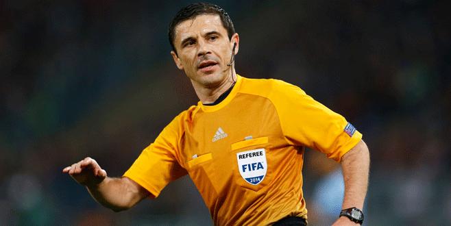 İspanya-Türkiye maçına Sırp hakem