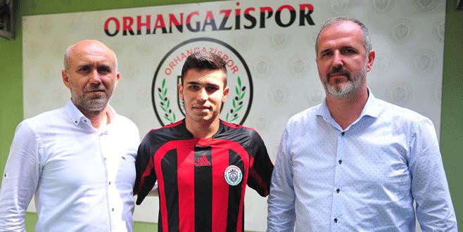 Orhangazispor'dan bir transfer daha