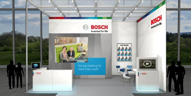 Bosch'tan gençlere büyük fırsat