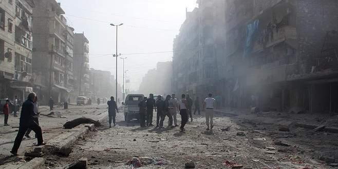 Rus jetleri hastane ve ilaç fabrikasına saldırdı