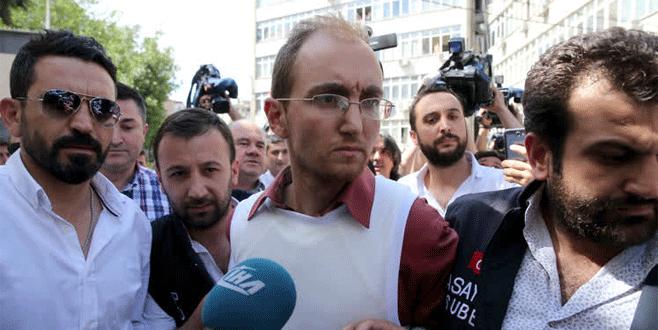 Atalay Filiz Ankara'daki çifte cinayetten de tutuklandı