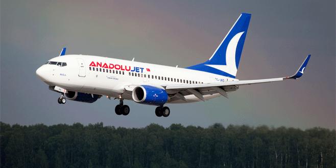 Bursa – Antalya uçak seferleri başlıyor