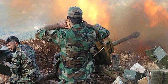 Türkmen Dağı Esad'ın eline geçti
