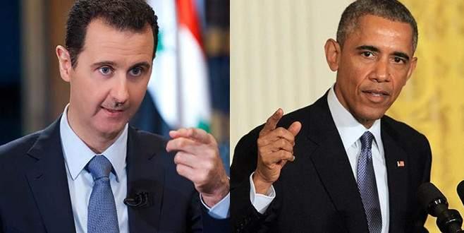 51 diplomattan Obama'ya 'Esad' isyanı