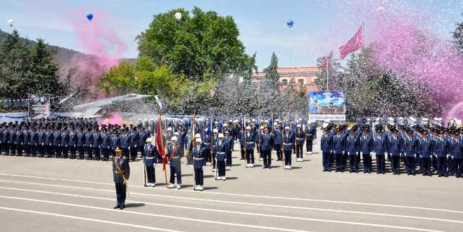 'Komutanlar ocağı'nda mezuniyet töreni