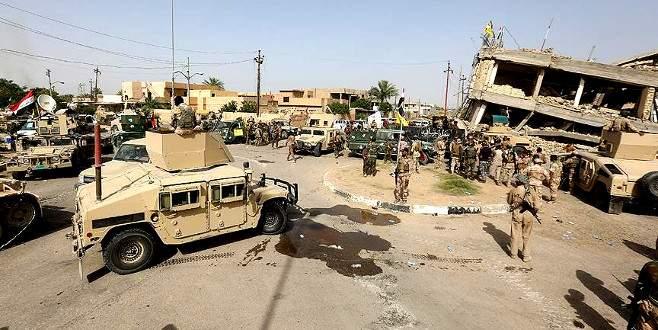 Felluce'nin merkezindeki binalar IŞİD'den geri alındı