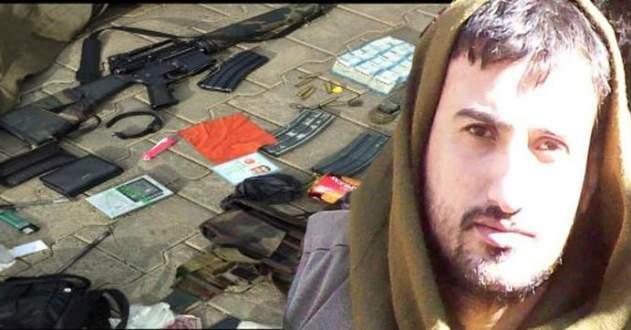 600 bin lira ödülle aranan terörist öldürüldü