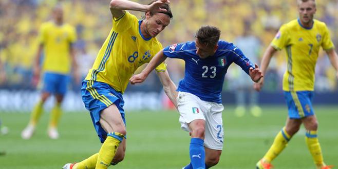 İtalya 1-0 İsveç