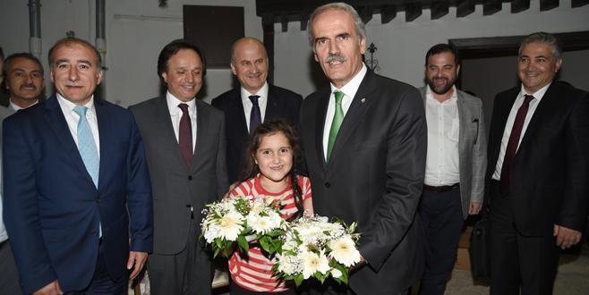 Ankara'da Bursa coşkusu