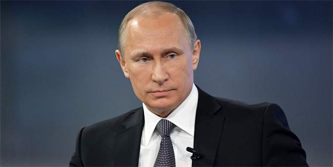 Putin'den Türkiye'ye doğalgaz sevkiyatı açıklaması