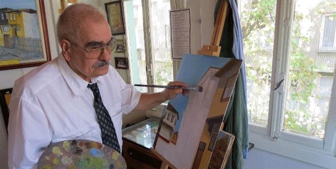 Ressam Bakkaloğlu hayatını kaybetti