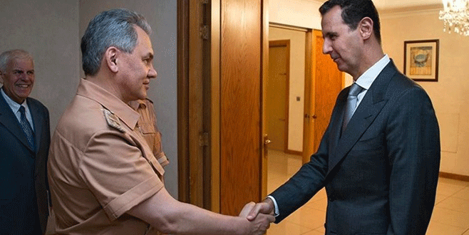 Esad'a kritik ziyaret