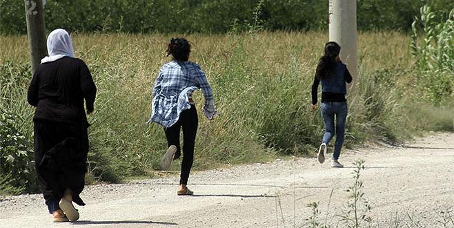 3 kız kardeşten en acı koşu