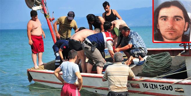 İznik Gölü'ne düşen genç, hastanede yaşam savaşı veriyor