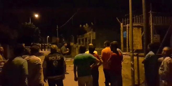 İzmir'de gece yarısı roketli saldırı!