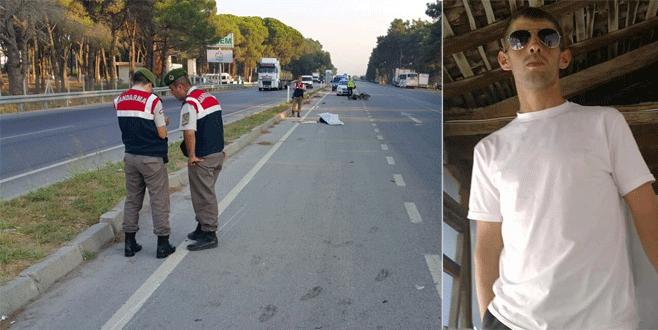 Bursa'daki feci kazayı keşif çözecek