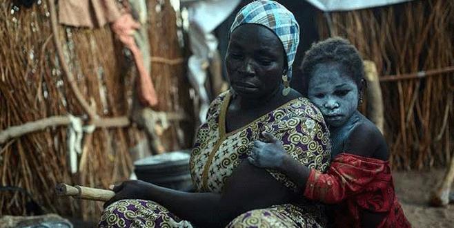 Kampta 200 kişi açlıktan öldü