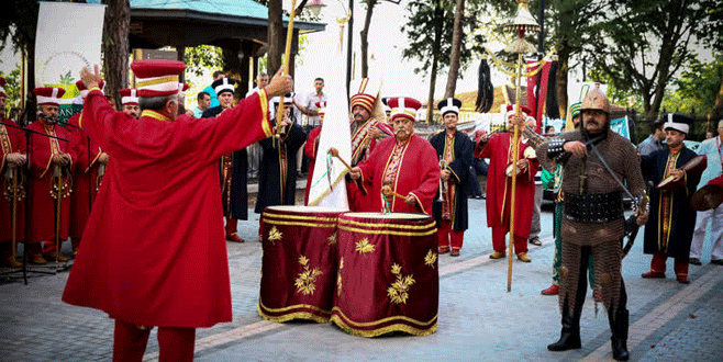 1. Murad Hüdavendigar Han Bursa'da anıldı